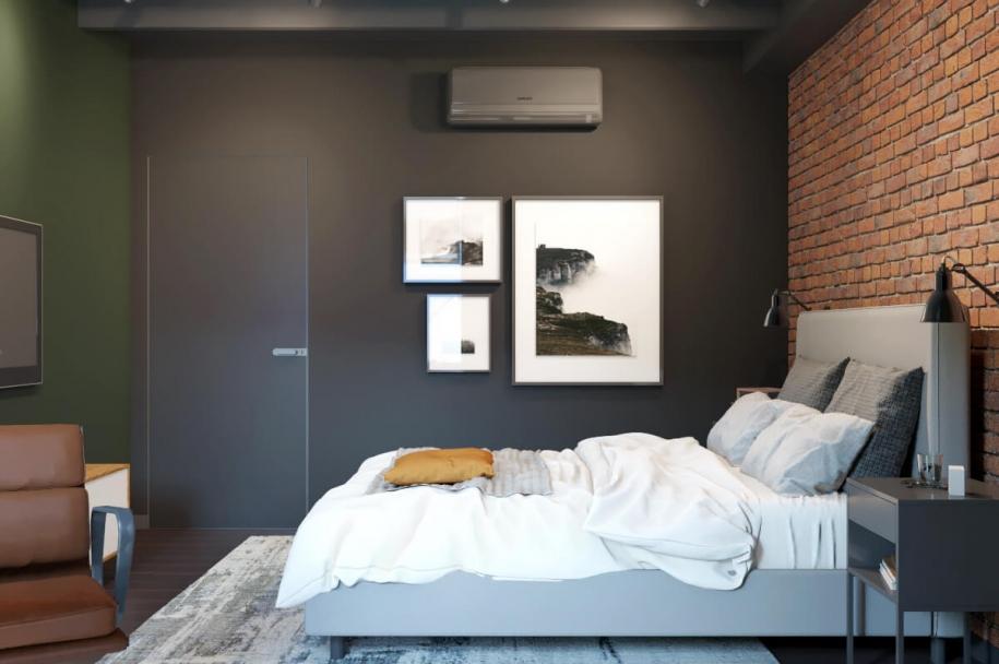 Дизайн інтер'єру квартири на вул. Кораловій