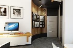 Дизайн-проект офиса на ул. Филатова