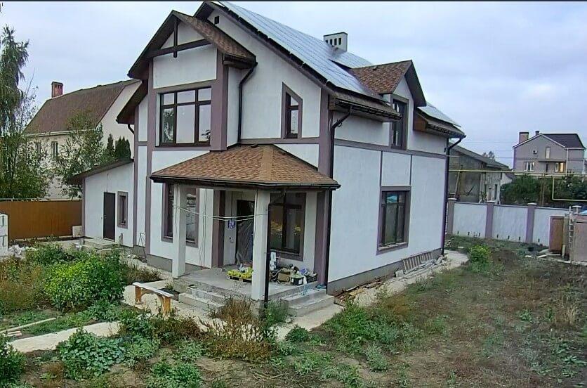 Частный дом в с. Фонтанка (Одесская область)