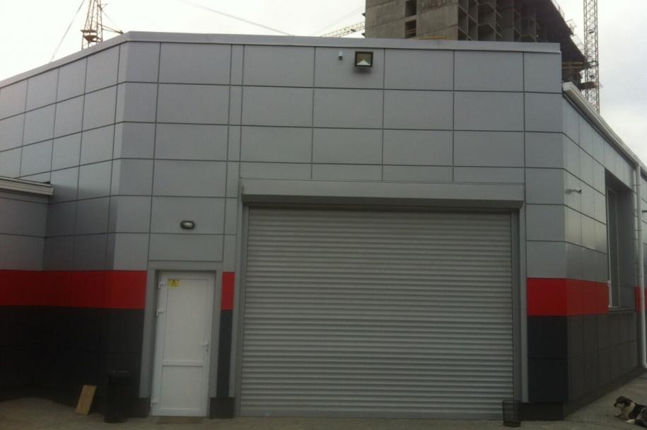 Станція з ремонту автомобілів S Auto Service