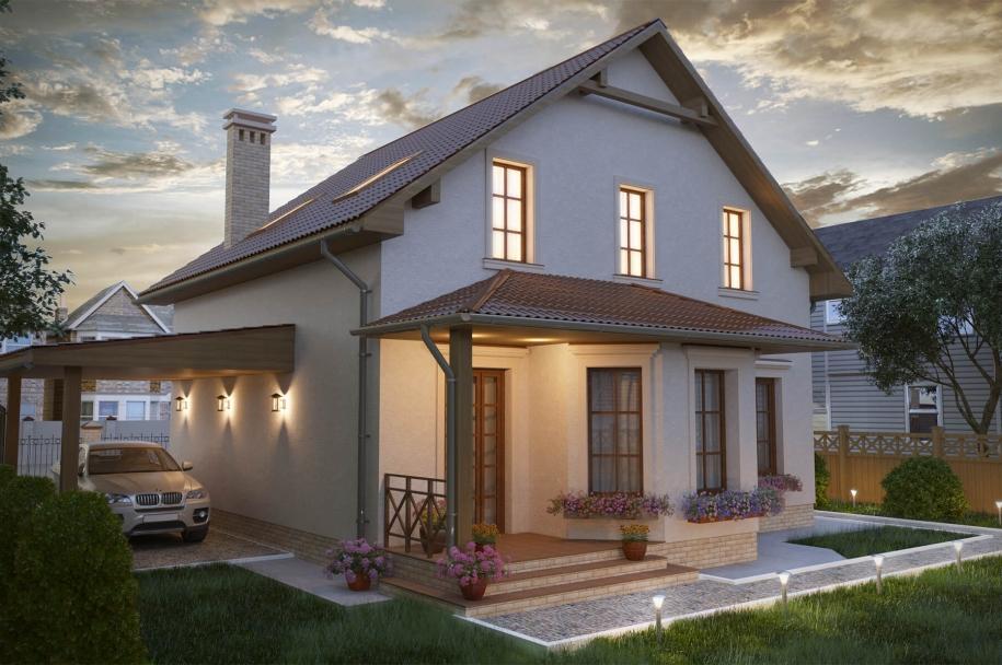 Житловий будинок в пер. Майському (Одеса)