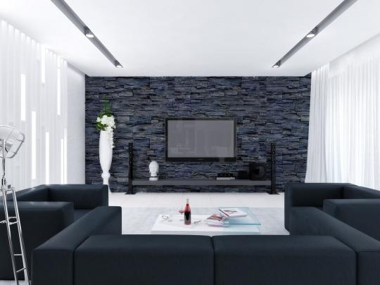 Дизайн интерьера жилого дома на ул. Парусной