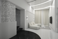 Design ofanindividual residential house for afamily.
