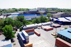 "Freight terminal of forwarding company ""Black Sea Shipping Service Ltd"""