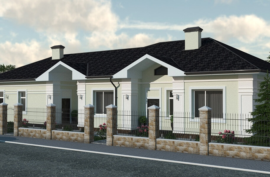 Garden house, utility buildings and structures (SK