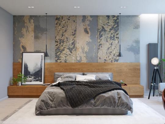 Дизайн интерьера квартиры на ул. Коралловой