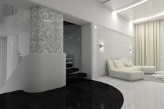 Дизайн житлового будинку для сім'ї з4осіб вЦарському Селі