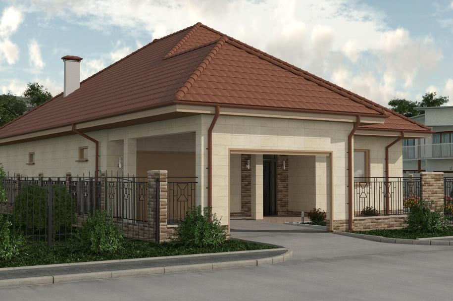 Жилой дом на ул. Керченской (Суворовский р-н)